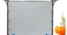 Zabezpieczenia - brama DK-GP Thermo
