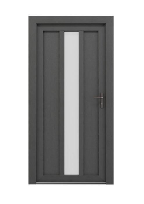 Drzwi PVC wsadowe